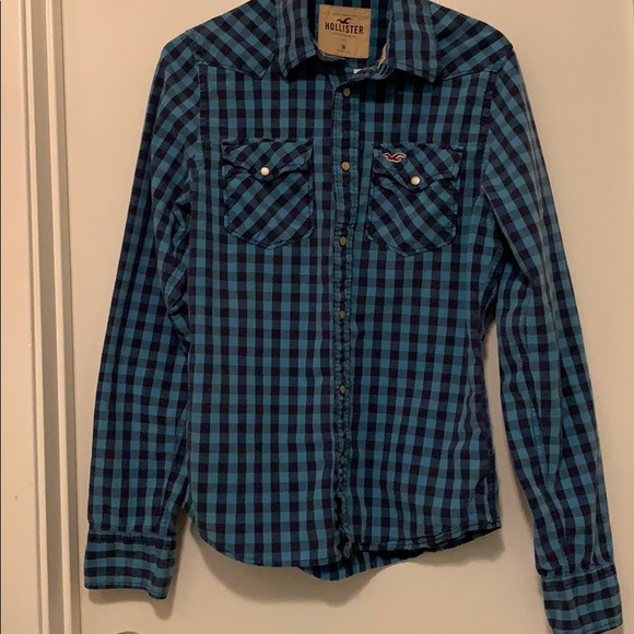 Hollister Other - Men's Button Down